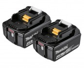 Makita BL1840 18V New 4.0ah Li-ion Battery Pack With LED Battery Indicator (PACK OF 2) £113.95